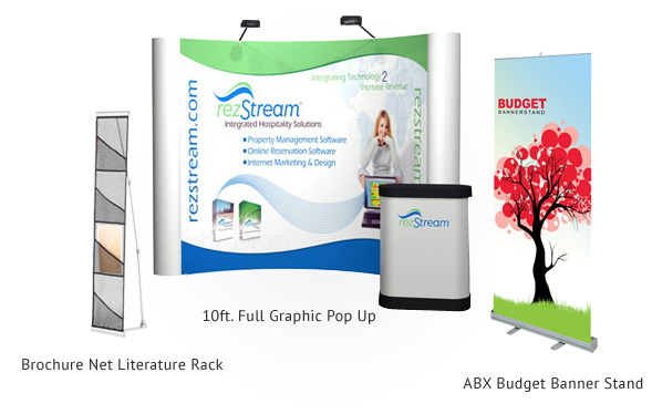 Trade Show Pop Up Deal