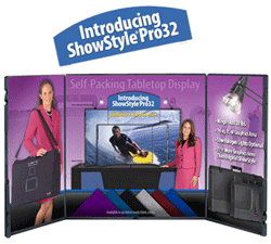 ShowStylePro32 Briefcase Display