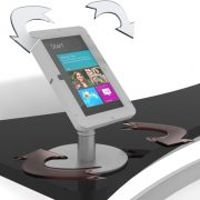 Rotating Microsoft Surface Counter Stand-1371M Display