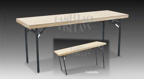 Adjustable Expo Tables