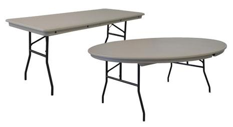 CT Resin Folding Tables