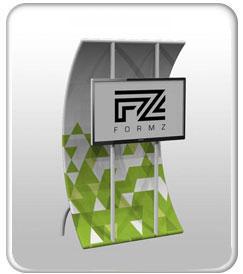 Formz Crescent TV-Stand