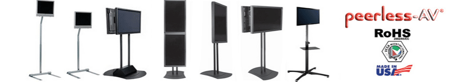 Peerless Monitor Stands