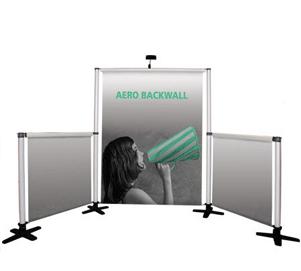 Aero Banner Display
