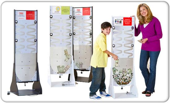 Deluxe Donation Stands