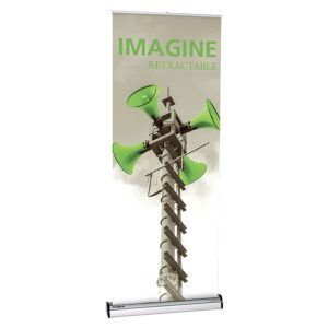 Imagine Retractable Banner Stand