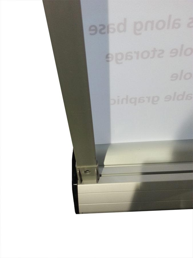 Marketing Exhibition Stand Questions : Imagine retractable banner stand roll up