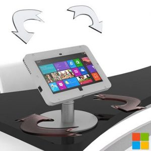 Rotating Microsoft Surface Counter Stand-1371M
