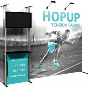 HopUp Dimension Display 3
