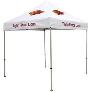8FT Deluxe Showstopper Canopy Tent Imprint