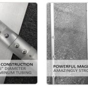 Klik Magnetic Display System Details