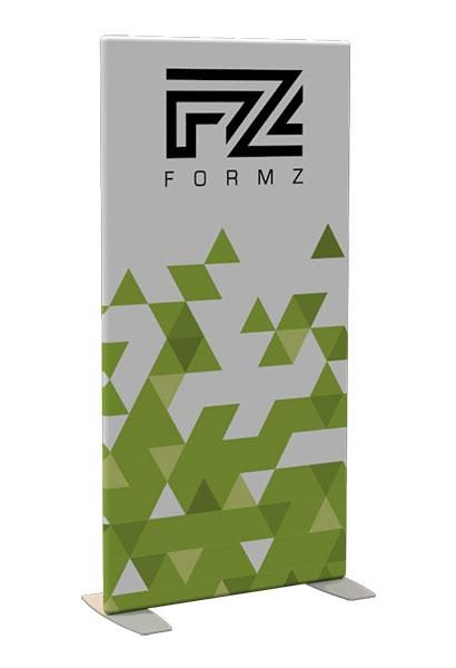 Formz Standee Tension Fabric Display