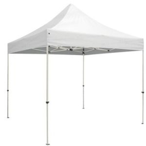 10FT Standard Showstopper Canopy Tent - Blank