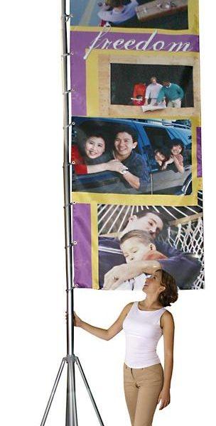 Wind Dancer Maxi Banner Display