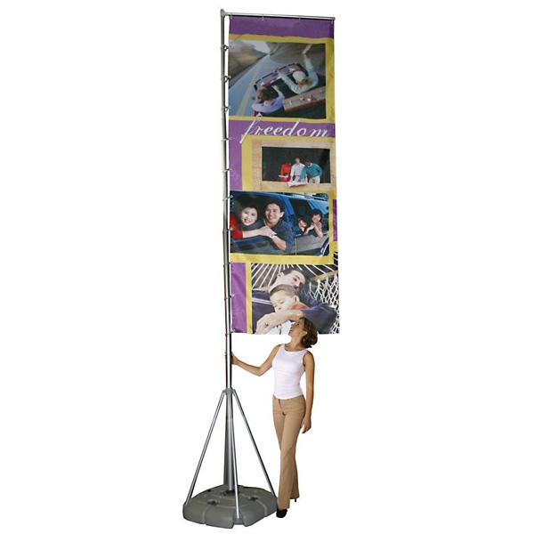 Wind Dancer Maxi Banner Display