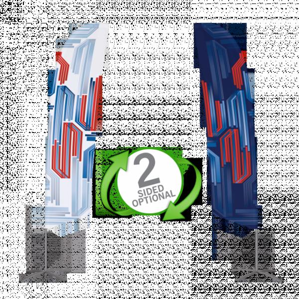 Bowflag® Plus Angled Sail Banner