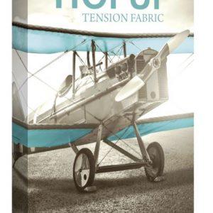 HopUp 5ft Tension Fabric Display