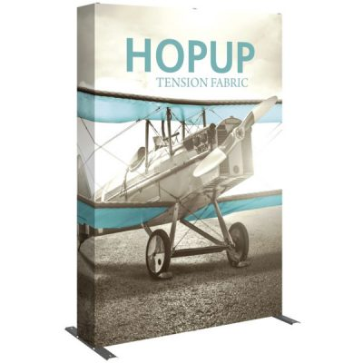 HopUp 5ft Tension Fabric Display