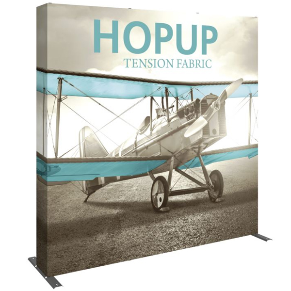 hopup 7.5ft full height tension fabric display