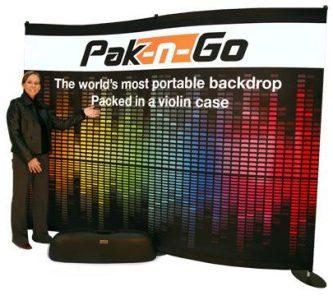Pak-N-Go Display
