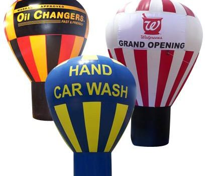 inflatable advertising, custom inflatables, advertising inflatables, promotional inflatables