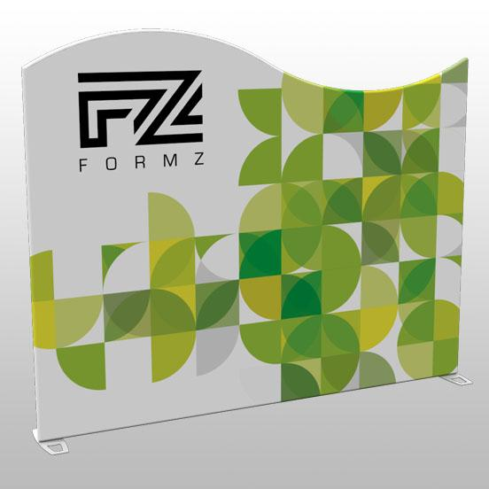 Formz Slider Backwall