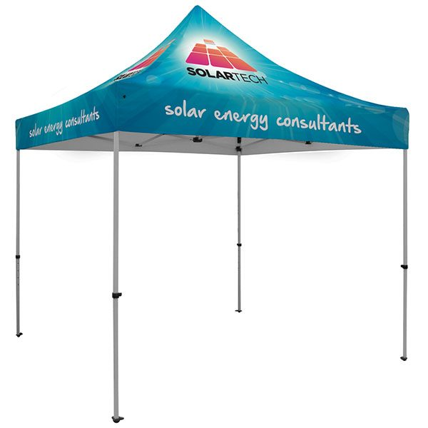 Premium 10' Full Color Canopy