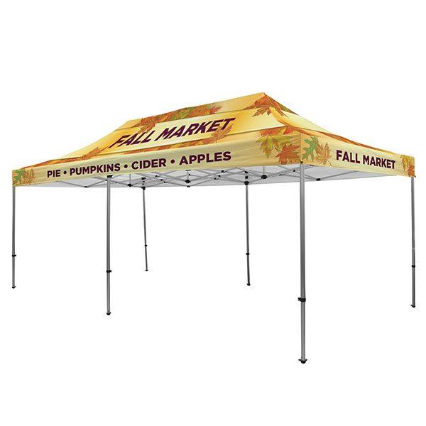 Premium 20' Full Color Canopy Tent