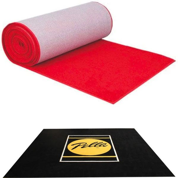 SHOWSTAR Rollable Trade Show Carpet