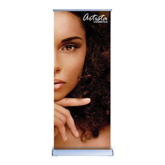 Silverwing Retractable Banner Stand