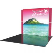 Vector Frame Master 10' x 10' Exhibit Display Kits 15 System