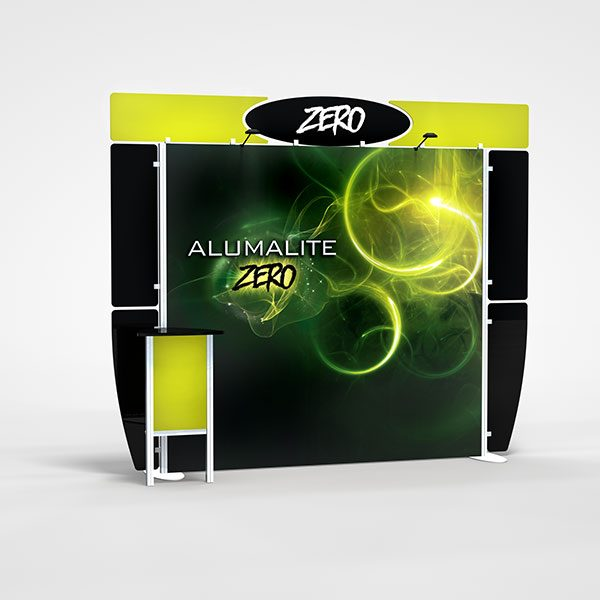 10FT Alumalite Zero AZ1 Hybrid Display