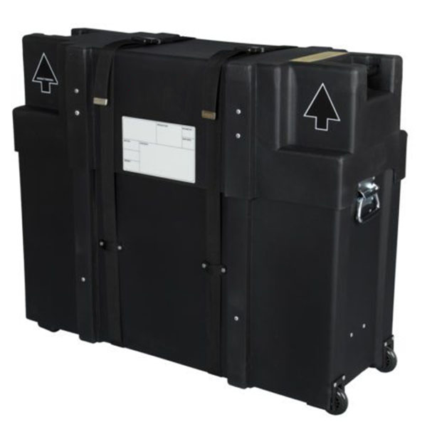 """26"""" - 32"""" LCD & LED Screen Small Molded Case With Wheels"""