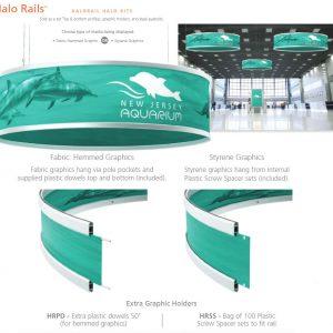 Halo Rail Kits