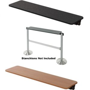 NeXtrac-In-Queue-Table-Stanchions