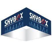 Skybox Hanging Display Sign