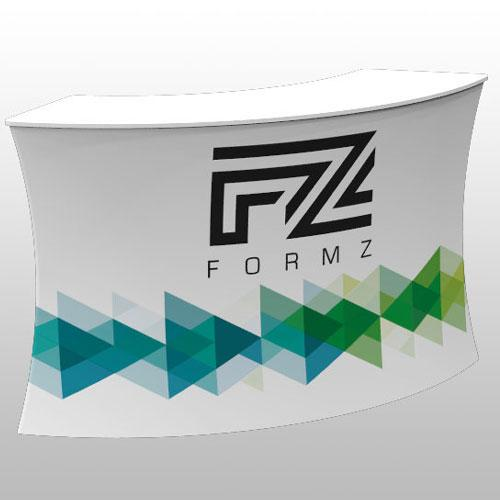 Formz Crescent Podium