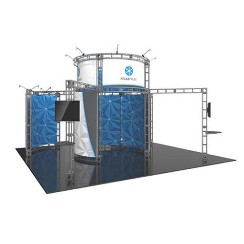 Orbital Truss Atlas 20 x 20 Trade Show Displays