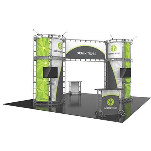 Orbital Truss Gemini 20 x 20 Trade Show Displays
