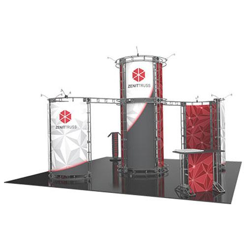 Orbital Truss Zenit 20 x 20 Exhibit Displays