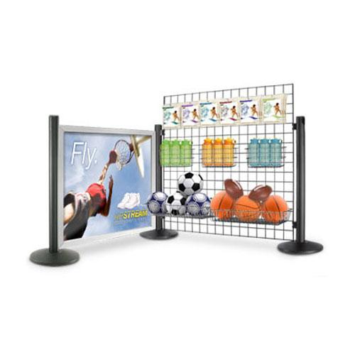 NeXtrac Merchandisers and Display Panels