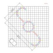 Orbital Truss Zenit 20 x 20 Exhibit Displays Diagram