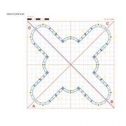 Orbital Truss Draco 20 x 20 Truss Displays Diagram