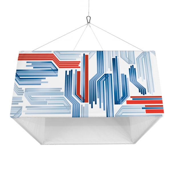 Hanging Square 3D Display