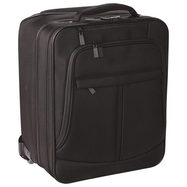 Laptop & Projector Case With Wheels And Pull Handle
