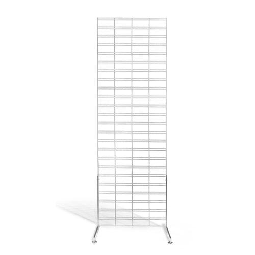 Free Standing SlatGrid Tower Display