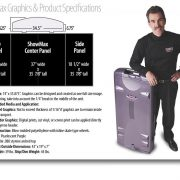 ShowMax Briefcase Display specification