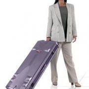 ShowMax Briefcase Display portable