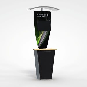 Alumalite Kiosks ALK7 Display