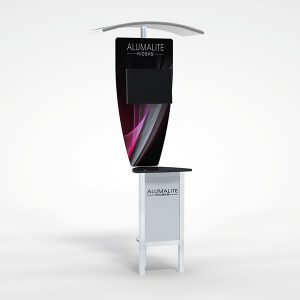 Alumalite Kiosks ALK6 Display
